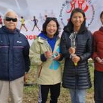 Women 20km: Award ceremony