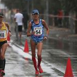 10km women: Palmisano and Trapletti