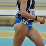 Women - Erika Scolozzi durante la gara - 3000 Junior (4° in 14:32.91) (by Filippo Calore)