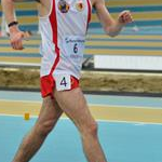 Men - Massimiliano Cortinovis - 5000 Junior (6° in 23:30.87) (by Filippo Calore)