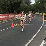 Women 20km - Arenas and Haywards lead at 16km