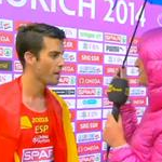 Men - 20 km - Miguel Angel Lopez alle interviste