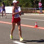 Women - 10 km Jun Team - Feng Hongjuan (22° in 53:28)