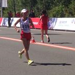 Women - 10 km Jun Team - Wang Ruirui (21° in 53:20)