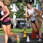 20km women - A phase of female race