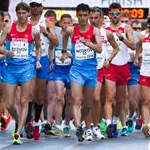 Men - 50 km - The start of the race (by Philipp Pohle - GER)