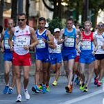 Men - 50 km - The pack of followers (by Philipp Pohle - GER)