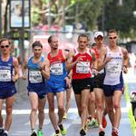 Men - 20 km - Second group (by Philipp Pohle - GER)