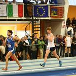 5.000m men: Stano leads in first part of the race